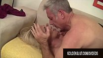 Golden Slut - Stunning Mature Blondes Getting Drilled Compilation Part 7