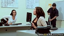 Brazzers - Dirty Masseur - Office Rub Down scene starring Breanne Benson & Mick Blue