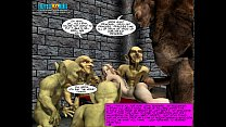 3D Comic: World of Neverquest Chronicles 1