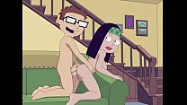 8996 AmericanDadPorn.Net | American Dad | Steve Fucks Hayley preview
