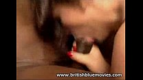 Sarah Beattie - British MILF Interracial Anal image