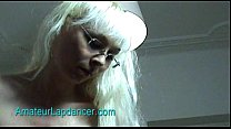 Czech College Chick Lapdances And Rides On Dick