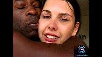 Slender teen Kati very satisfied getting drilled by two BBC's Thumb