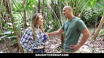 DaughterSwap- Horny Daughters Fuck Dads on Camping Trip Preview