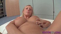 Blonde german cunt rammed