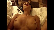 Busty Amateur Babe makes her First Sex Tape video