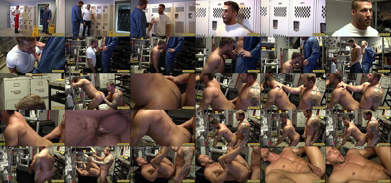 Rod blowjobs colbys dick and drop his pants