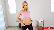 FIT18 - Sky Pierce - 45kg - Casting Skinny Canadian Newcomer - 60FPS Preview