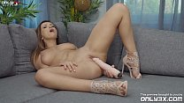 Posh Babe Alyssia Kent Making Love With Her New