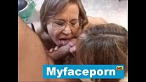 Grandmother, young girl and plumber from germany - MyFacePorn.com