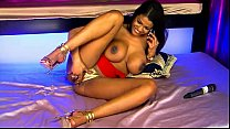 Teen Crystal gets a surprised creampie by her horny neighbor