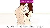 13609 How to finger a women. Learn these great fingering techniques to blow her mind! preview