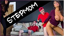 BANGBROS - Sam Bourne's Step Mom Ava Koxxx Take... Thumbnail