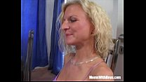 MILF Blonde On A Dinner Fuck Date Preview