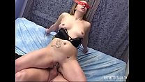 Denise is a slutty girl with a big craving for cock