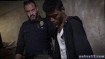 Gay sex teen cop Suspect on the Run, Gets Deep Dick Conviction