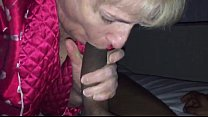 Granny from EpikGranny.com sucks and fucks black cock
