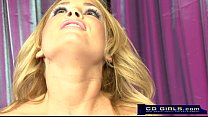 Squirting sybian orgasm from Flower Tucci preview image