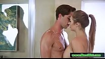 Second Date Night (Lucas Frost and Skylar Snow) free video-01 صورة