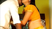 Desi Mamtha bhabi foreplay with boyfriend fucki...
