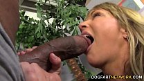 milf takes huge black dick