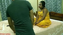 Indian hot Girlfriend shared with desi friend for money:: With Hindi audio