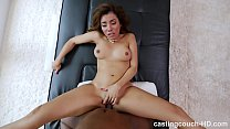 Babe Gets Wobbly Legs After All The Orgasms From This BBC thumbnail