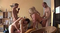 Amateur group sex with some matures thumbnail