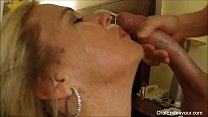 Quick Blowjob and Facial 9 Inch Cock - OralEndeavour.com