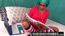 Wicked Young Ebony Pussy Squirting And Panty Stuffing Shaved Snatch Bitch [여동생과 오빠 Sister and brother]