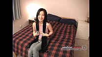 Shy asian amateur sex toy real shaking first ti...