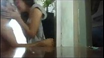 Fucked a girlfriend in home in doggystyle