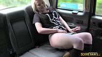Scottish Lass gets rammed by a big cock hunk dr...