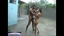Wild Man Jungle Fucks Hot Girl During Monsoon In The Pouring Rain pornhub video