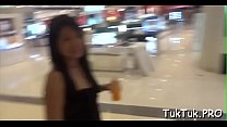 Bitchy thai angel makes a stranger get the best relaxation thumbnail