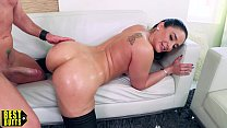 BEST BUTTS: Sheena Ryder rides & milks Laz Fyre's Dick *Bubble Booty* thumbnail