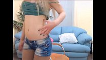 teen strip super sexy hot ass in panties  - from sexywebcams.pl