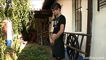 X, EastBoys, Horny village twinks, part 2 (Aiden)