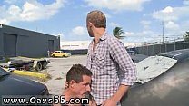 Gay sick sex tube and gay seduction sex in public in restroom porn