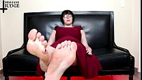 Pov Worship Patent Heels With Spit And Gum
