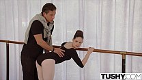Image: TUSHY Young Ballerina Explores Anal Sex with her Teacher