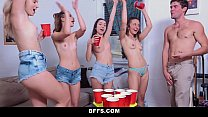 Screenshot BFFS - Dorm  Party Sex Tape Leaked