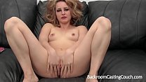 Blde Stripper First Anal  Casting Couch - 9Club.Top