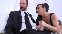 Jennifer White Cucks Husband pornhub video