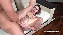 Mr. Anderson's Anal Casting Jay Moon first time anal with rough balls deep action and cum in mouth GL090 Vorschaubild