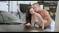 Beautys energetic shaft riding is driving hunk avid with needs porn image