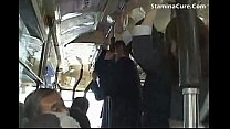 Schoolgirl Has To Give A Blowjob In A Bus thumbnail