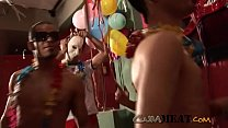 Cum Meat - Fiesta Turn Into Hot Bareback Sex Party