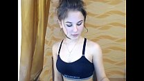 Sexy Teen teasing us with her athletic body on Live69Girls.Com