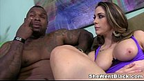 Sexy Brunette Chanel Preston ridicules her Cuckold